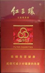 红三环(红)香烟图片